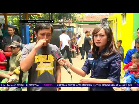 Live Report Wafatnya Ayahanda Sule