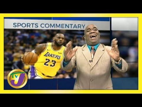 TVJ Sports Commentary   NBA Playoffs