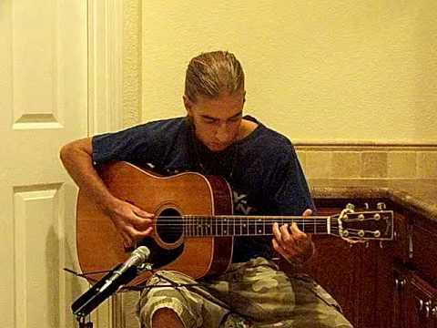 bad dad from baghdad - don allen aginski solo guitar woodthrush