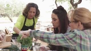 Melanie Albert Cooking Class