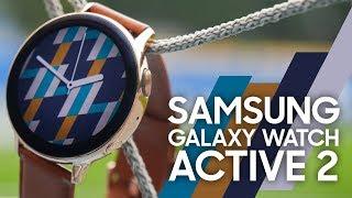 Обзор Samsung Galaxy Watch Active 2: умные и спортивные