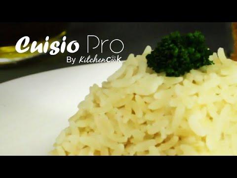 recettes riz blanc cuisio pro la plus petite cuisine du monde youtube. Black Bedroom Furniture Sets. Home Design Ideas