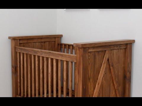 Baby Crib DIY