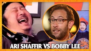 Bobby Lee Reveals the Real Reason Ari Shaffir Beat Him Up | Bad Friends Clips