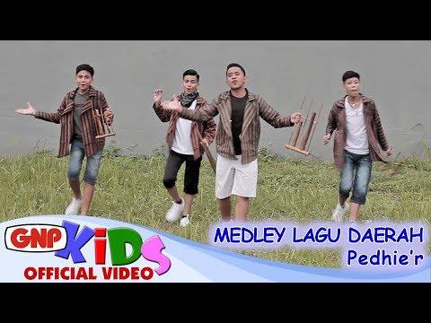 PEDHIE'R - Cing Cangkeling _Cublak Cublak Suweng _Jangi Janger_Anging Mammiri (lagu anak)