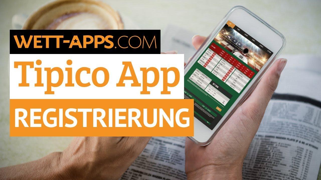 Tipico App Anmelden