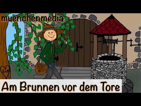 Am Brunnen vor dem Tore - Kinderlieder deutsch | Volkslieder