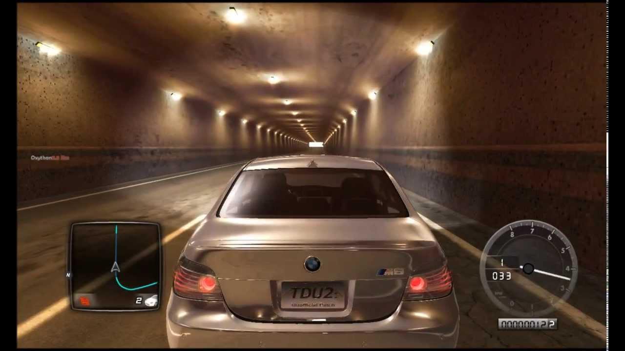 TDU2:BMW M5 E60 Sound Mod