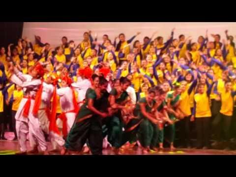 2016 icfpa last item of the show.....Bola krist maharaj ki jai