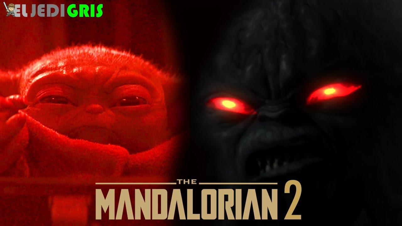 The Mandalorian 2: ¿Caerá BABY YODA al LADO OSCURO? [aquí te cuento por qué]