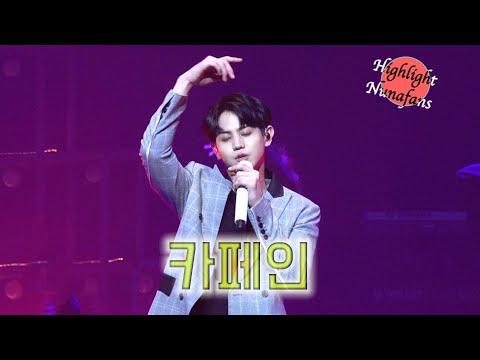 """[하사누] 양요섭 Solo Concert """"카페인(caffeine)"""" (4k Multi)"""