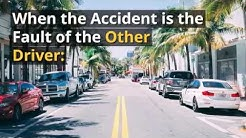 In a Car accident in Florida Without Insurance? Here's What To Do: