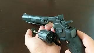Revólver de Chumbinho Gamo PR-776 Co2 4,5mm