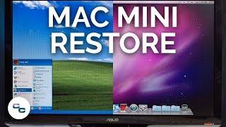 Mac Mini Restoration - Mac Os X Snow Leopard And Windows Xp - Krazy Ken's Tech Misadventures