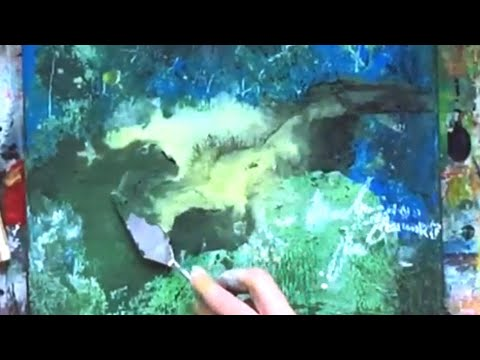Abstract acrylic painting demo , Acrylmalen abstrakt, Action Painting mit Frank Grabowski from YouTube · Duration:  3 minutes 41 seconds