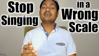 """Stop Singing In Wrong Scale ! Specially Women """"Indian Music Lessons Online"""""""