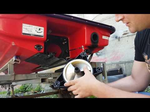 Заклинил мотор на воднике Sea-Doo, как снять, разобрать и сколько стоит ремонт?😲