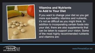 McKinney TX Family Eye Care Clinic: The Role That Nutrition Plays In Your Vision Health