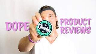 Venice Beach and Cannadips  - DOPE Product Review