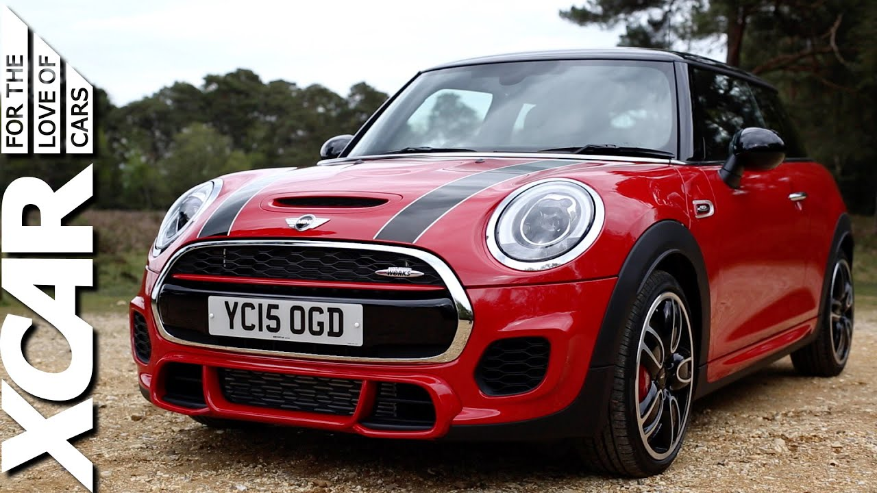 2016 Mini Cooper S John Works Review Xcar