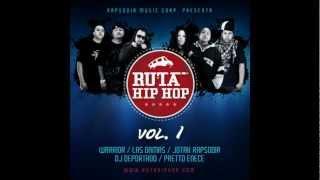 03. Tu Pensaste - Pretto Enece (Niggas Clicka) / Ruta Hip Hop Vol. 1 (The Mixtape)