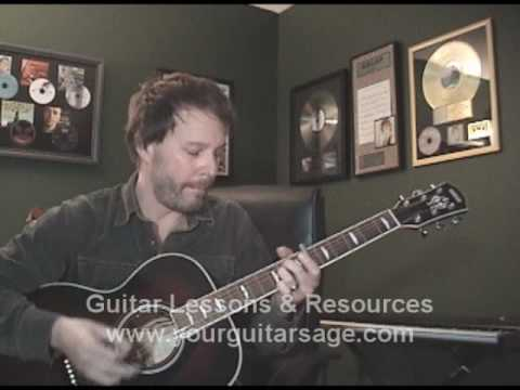 Guitar Lessons - Float On by Modest Mouse - cover chords Beginners ...