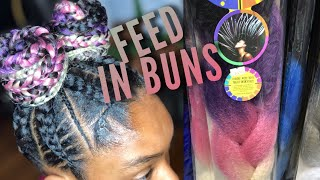 2 Feed in Buns