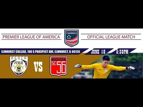 Elgin Pumas Soccer Club vs Madison SC