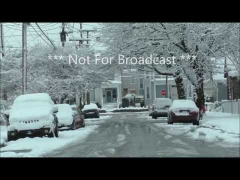 Louisville Kentucky Snow Broll 3 22 2018