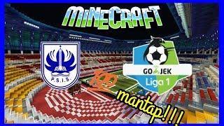 Akhirnya Selesai!!! Wajah Baru Stadion Jatidiri Semarang