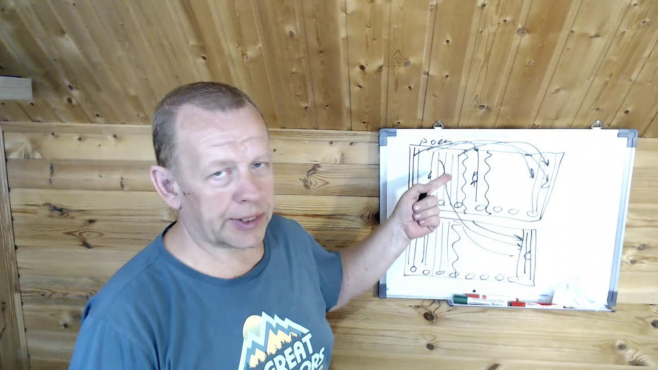 Вывод из роевого состояние - Основную семью на положение роя + 2 отводка.