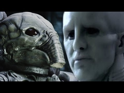 ENGINEERS: DID NOT CREATE HUMANS OR XENOMORPHS - A HIGHER BEING CONTROLS LIFE ON PLANETS