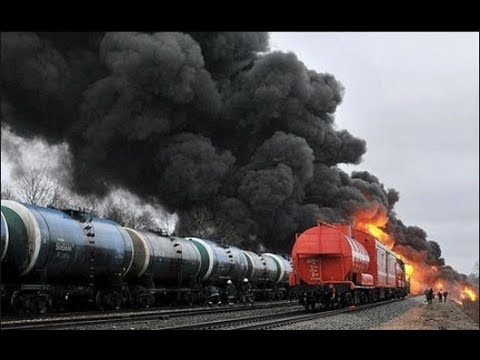 Train Crash Compilation Part 3