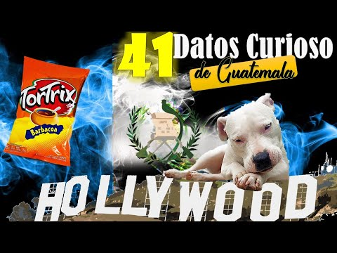 41 CURIOSIDADES que quizás no SABÍAS de GUATEMALA 🇬🇹