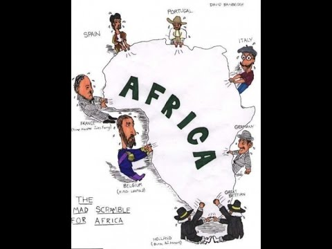 S.R.P. Historic Value of African Black Intelligence: Surviving Colonialism in Africa (3 of 4)