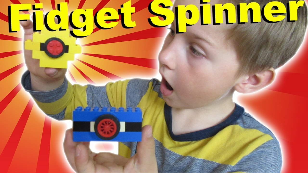 diy fidget spinner selber bauen aus lego ash5ive youtube. Black Bedroom Furniture Sets. Home Design Ideas
