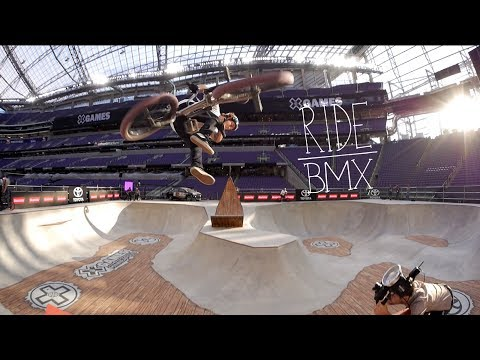 X Games 2017 - First Riding Footage