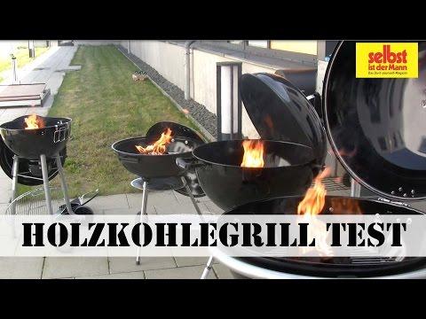 Holzkohlegrill rondo von heibi made in germany funnydog tv for Holzkohlegrill test