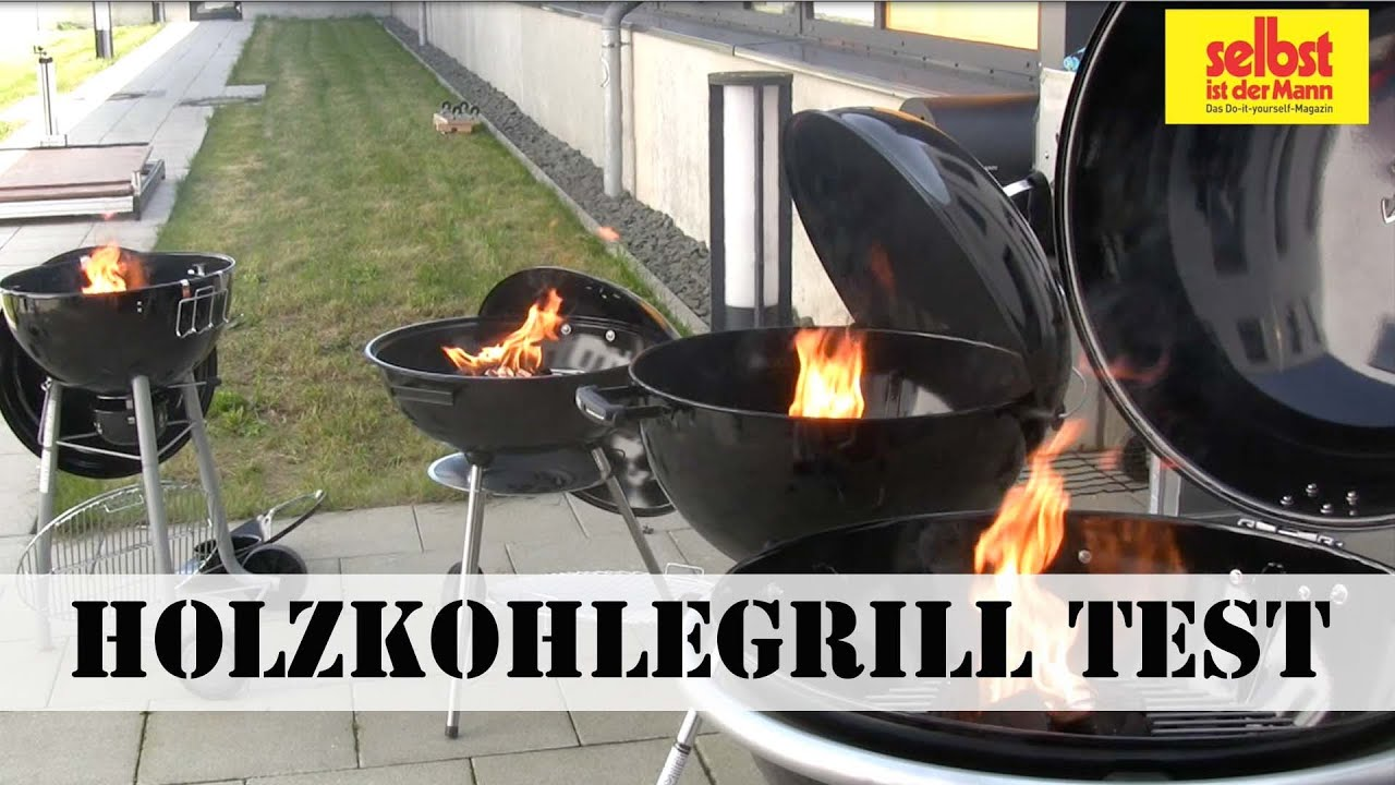 Weber Holzkohlegrill Im Test : Weber grill master touch gbs test vergleich weber grill