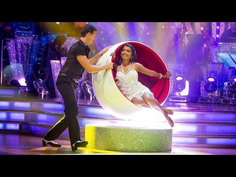Sunetra Sarker & Brendan Cha Cha to 'Million Dollar Bill' - Strictly Come Dancing: 2014 - BBC One