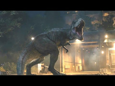 Jurassic World Fallen Kingdom: Rexy Screen-Time (2018)