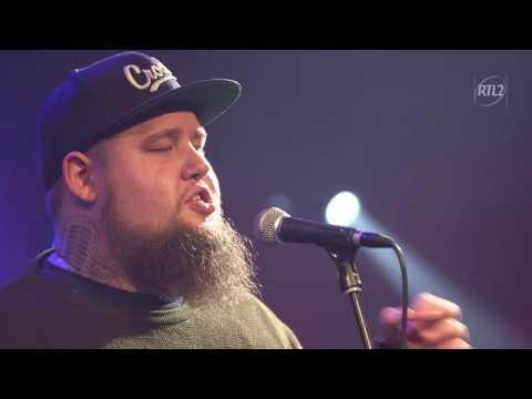 Ragnbone man : Human en acoustique dans le Drive RTL2