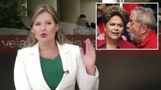 ➜ O vídeo que causou a demissão de Joice Hasselman da Veja
