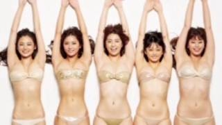 人気グラドル5人が豪華集 人気グラビアアイドルの石川恋(23)・稲村亜美(...