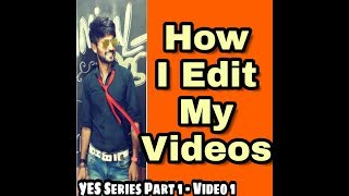 How To Edit Videos Like Technical Dost | How To Edit Videos Like Technical Dost thumbnail