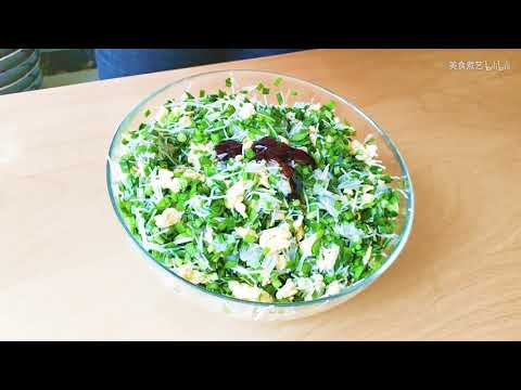 韭菜盒子有妙招,不和面,不擀面,做法简单,皮薄馅大越吃越想吃