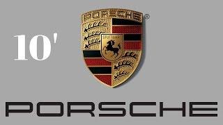 Todos Los Modelos de Porsche en 10 Minutos - Explicación