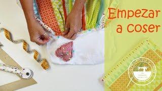 Empezar a coser, proyectos fáciles