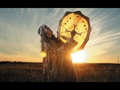 Shaman Drum Journey 4.5Hz Binaural Beats - Golden Base Frequency 136.1Hz