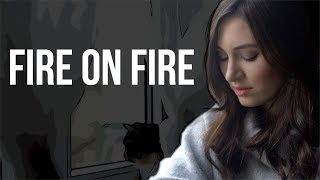 Fire on Fire - Sam Smith (cover by Joanna Maria Lea)